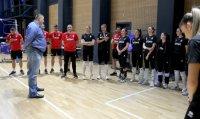 Любо Ганев към националките: Това е годината на женския волейбол