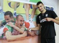 Алекс Грозданов: Надявам се на място в шестицата в Лигата на нациите