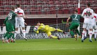 Щутгарт нанесе трета поредна загуба на Аугсбург