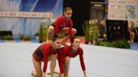 Българските състезатели с отстъпление във втория ден на МТ по акробатика