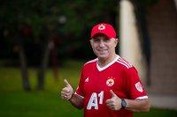 """Стоичков: Честито, """"армейци""""! Тази година взимаме Купата, а догодина отново шампиони! (ВИДЕО)"""