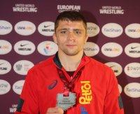 Мирослав Киров спечели бронзов медал от Европейското по борба