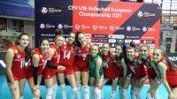 Тежък жребий за България U16 на ЕвроВолей 2021