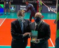 Красен Кралев бе избран за посланик на европейския волейбол