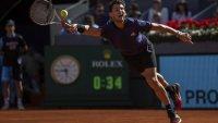 Федерер бе отстранен от Тийм, австриецът срещу Джокера на полуфинал