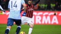Милан завърши годината с победа благодарение на Игуаин