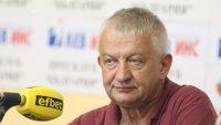 Крушарски иска дубъл с Локомотив Пловдив