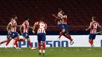 Атлетико (Мадрид) се откъвсна в битката за топ 3 след успех над Алавес