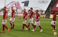 ЦСКА пропусна да победи Лудогорец в зрелищен мач (ВИДЕО)