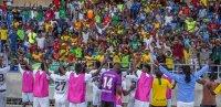В Замбия играят футболното си първенство, въпреки заразени с COVID-19 футболисти