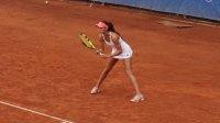 Ани Вангелова с първа победа в Белград