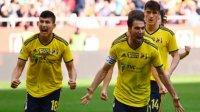 Ивелин Попов с жълт картон при загуба на неговия Ростов