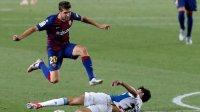 Барса изхвърли Еспаньол от Ла Лига след минимална победа
