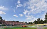 Гран При на Италия във Ф1 при закрити врати