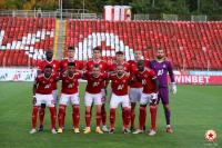 ЦСКА-София се спаси от голям резил срещу Сайренс