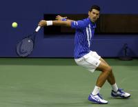 """Джокович тръгна с убедителна победа на """"US Open"""""""
